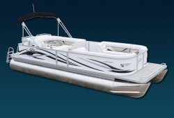 2009 - Crest Pontoon Boats - 25 Crest II  LE