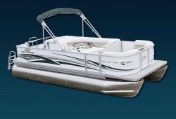 2009 - Crest Pontoon Boats - 20 Pro R  LE