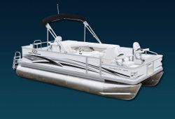 2009 - Crest Pontoon Boats - 22 Pro Angler  LE