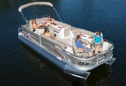 2011 - Crest Pontoon Boats - 22 Caribbean XRS