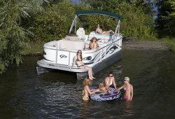 2011 - Crest Pontoon Boats - 22 Crest III