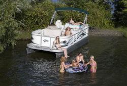 2011 - Crest Pontoon Boats - 30 Crest III