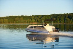 2012 - Crest Pontoon Boats - 250 Savannah