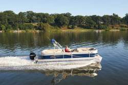 2012 - Crest Pontoon Boats - 230SL Classic