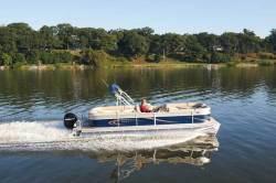 2012 - Crest Pontoon Boats - 250SLR Classic
