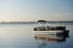 2012 - Crest Pontoon Boats - 210SLR Crest II