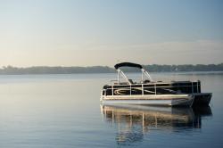 2012 - Crest Pontoon Boats - 250 Chiller Crest II