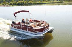 2012 - Crest Pontoon Boats - 230C4 Crest II