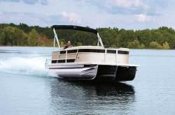 2012 - Crest Pontoon Boats - V220 Wave