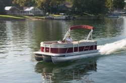 2013 - Crest Pontoon Boats - Wave V210