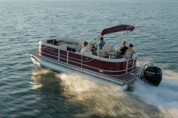 2014 - Crest Pontoon Boats - Crest III 210