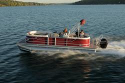2015 - Crest Pontoon Boats - Crest III 250 SLP