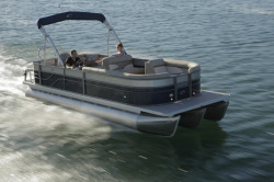 2015 - Crest Pontoon Boats - Crest II Fish 230 FC
