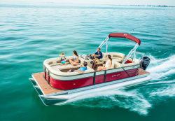 2017 - Crest Pontoon Boats - Crest I 220 L