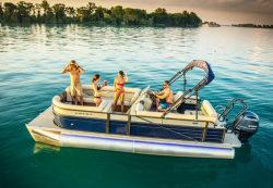 2017 - Crest Pontoon Boats - Crest II 230 SLC