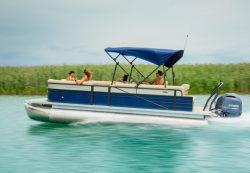 2017 - Crest Pontoon Boats - Crest II 250 L
