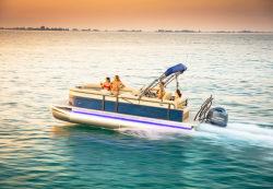2017 - Crest Pontoon Boats - Crest II 230 SL