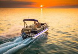 2017 - Crest Pontoon Boats - Crest II 250 SLC