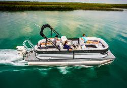 2017 - Crest Pontoon Boats - Crest III 230 SLR2