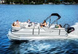 2017 - Crest Pontoon Boats - Classic 250 SLR2