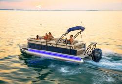 2017 - Crest Pontoon Boats - Crest II 210 L