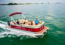 2017 - Crest Pontoon Boats - Crest I 220 SLC
