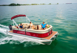 2017 - Crest Pontoon Boats - Crest I 220 SLRD