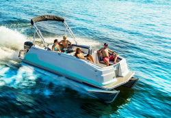 2018 - Crest Pontoon Boats - Calypso 190 SL