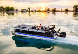 2018 - Crest Pontoon Boats - Caribbean 250 SLR2
