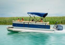 2018 - Crest Pontoon Boats - Crest II 250 SL