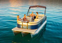 2018 - Crest Pontoon Boats - Crest II 250 SLS