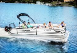 2018 - Crest Pontoon Boats - Classic 230 SLS