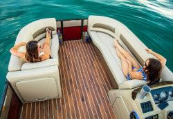 2018 - Crest Pontoon Boats - Crest I 200 L