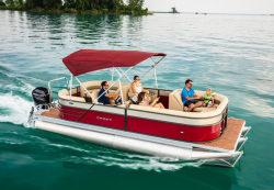2018 - Crest Pontoon Boats - Crest I 220 L