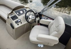 2018 - Crest Pontoon Boats - Crest I Fish 200 SF