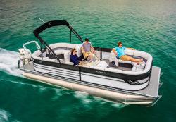 2018 - Crest Pontoon Boats - Crest III 230 SLC