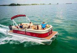 2018 - Crest Pontoon Boats - Crest I 220 SLRD