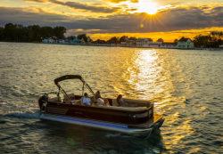 2019 - Crest Pontoon Boats - Crest III 220 SLS