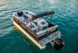 2019 - Crest Pontoon Boats - Crest II 220 SLC