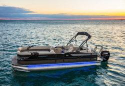 2019 - Crest Pontoon Boats - Classic 230 L
