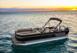 2019 - Crest Pontoon Boats - Crest III 240 SLE