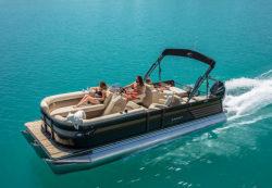 2019 - Crest Pontoon Boats - Crest III 240 SLS