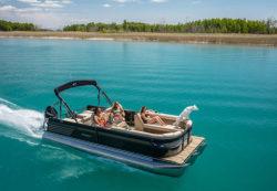 2019 - Crest Pontoon Boats - Crest III 240 SL