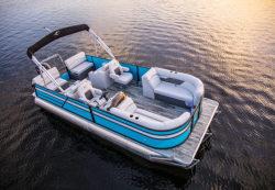 2019 - Crest Pontoon Boats - Crest I 200 L