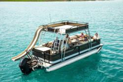 2019 - Crest Pontoon Boats - Classic 250 L-USD