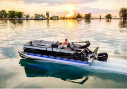 2020 - Crest Pontoon Boats - Caribbean 250 SLS