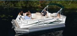 Crest Boats 25 Crest III Classic Pontoon Boat