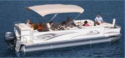 Crest Boats 20 Crest II LE XRS Pontoon Boat