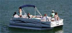 Crest Boats 22 Pro Angler  LE Pontoon Boat