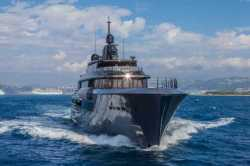 2017 - CRN Yacht - CRN 55M